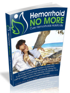 hemorrhoid no more guide